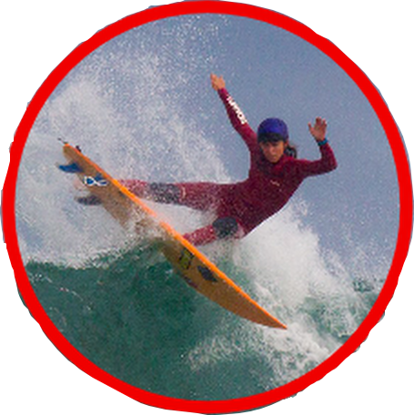 Ines - Surf Instructor